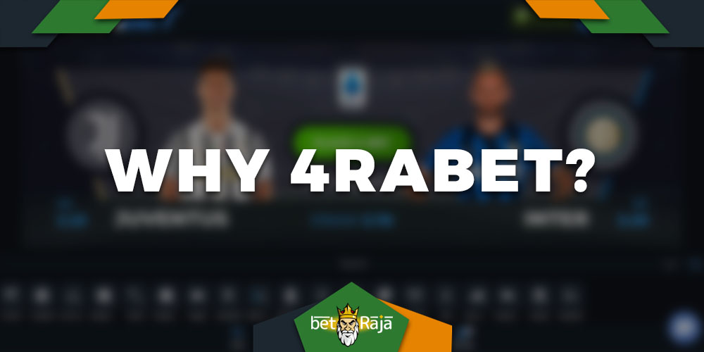 Why 4rabet