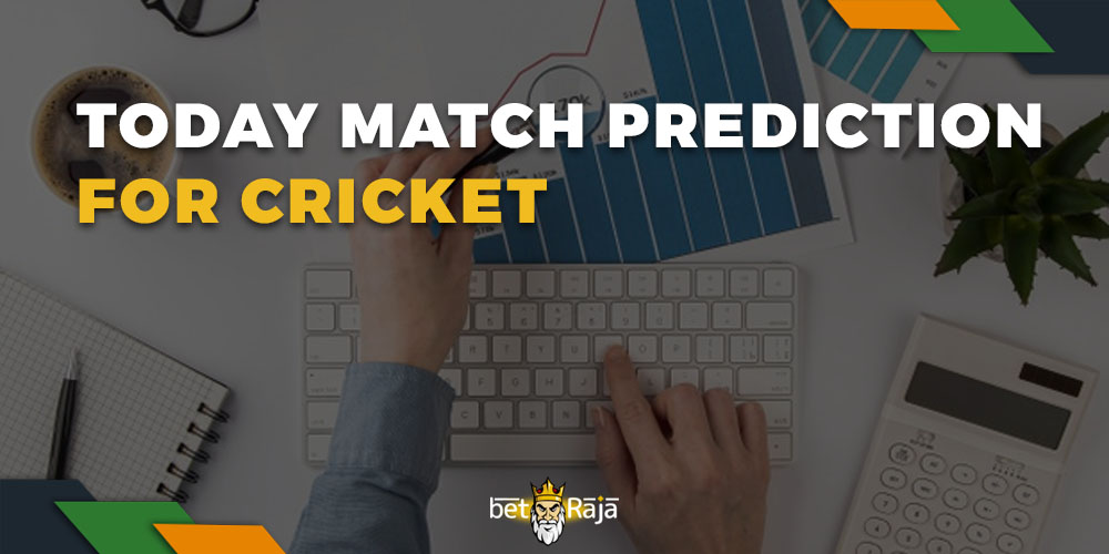 Today match prediction for cricket
