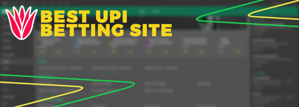 Best UPI Betting Site