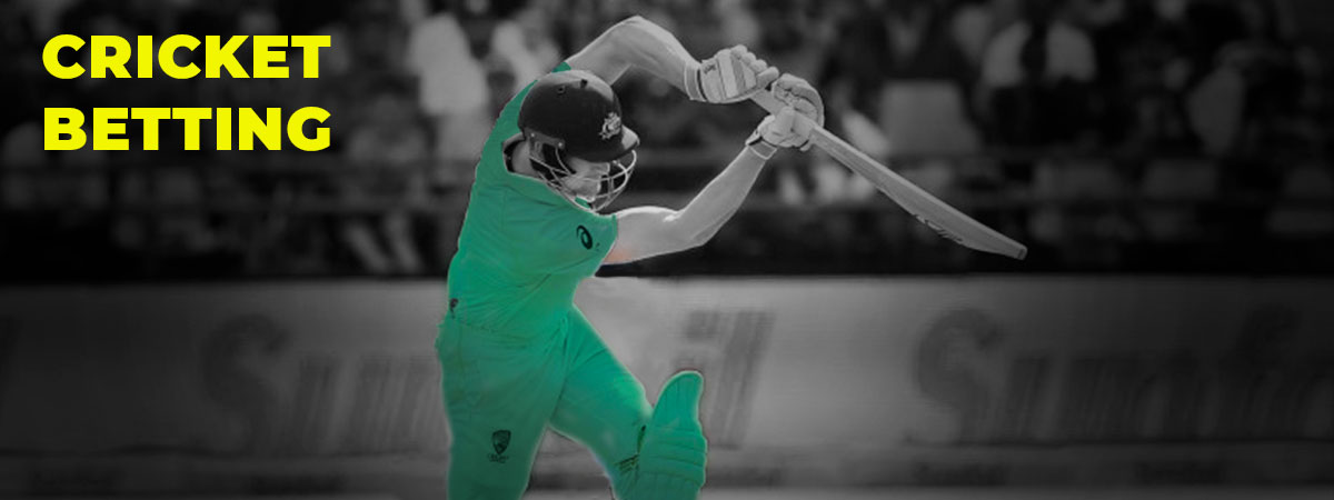Cricket betting in Bet365.