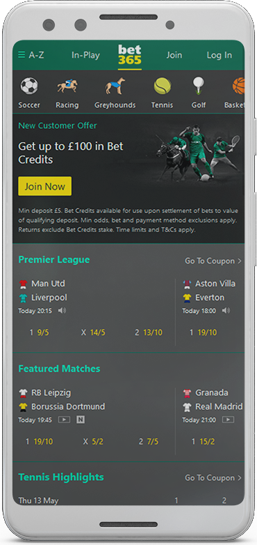 How To Download The Bet365 App on Android