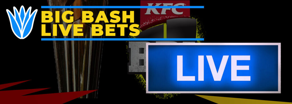 Live betting on the BBL