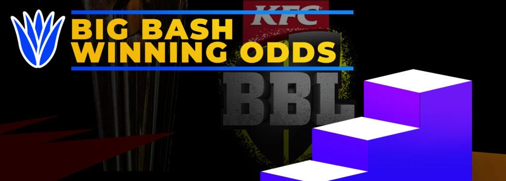 Big Bash League winner betting odds