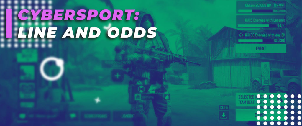 esports Line and odds