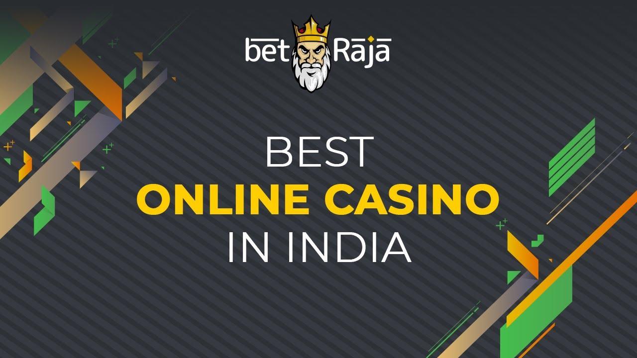 TOP-5 ONLINE CASINO IN INDIA