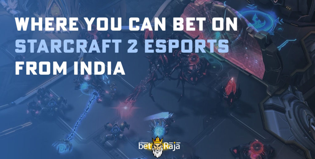 Where to bet on Starcraft 2