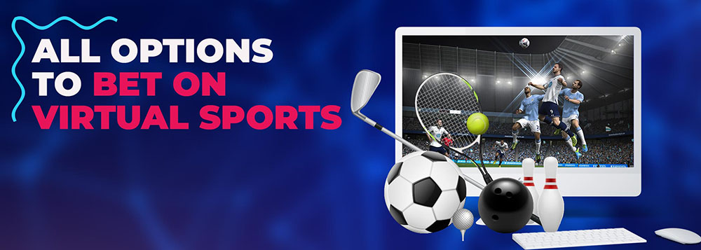 Virtual Sports Betting Option