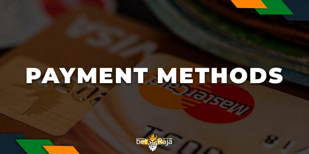 Payment methods 1win in India