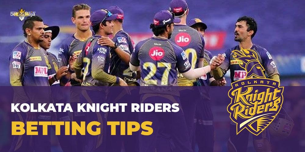 Kolkata Knight Riders BETTING TIPS