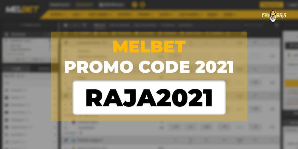 Melbet Promo Code 2021