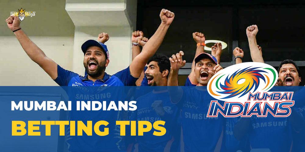 Mumbai Indians BETTING TIPS