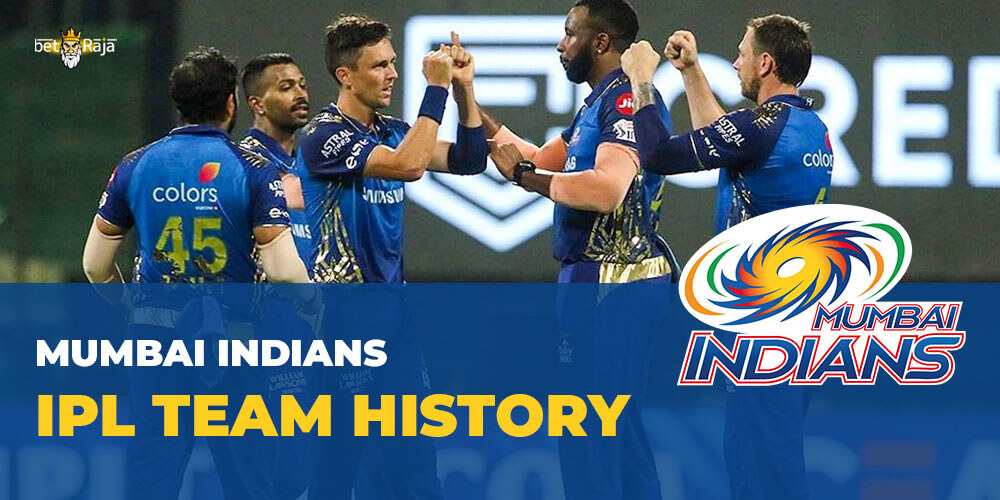 Mumbai Indians IPL Team History