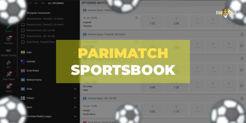 Parimatch Sportsbook