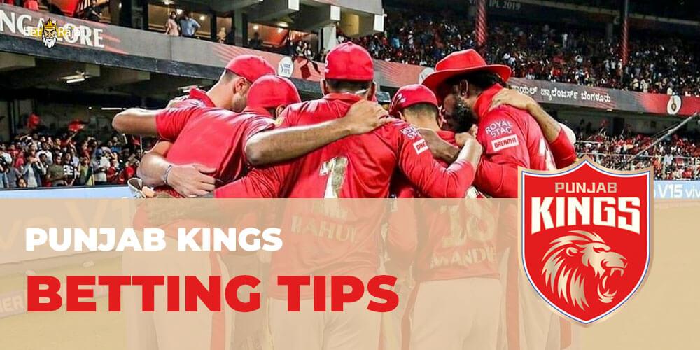 Punjab Kings BETTING TIPS