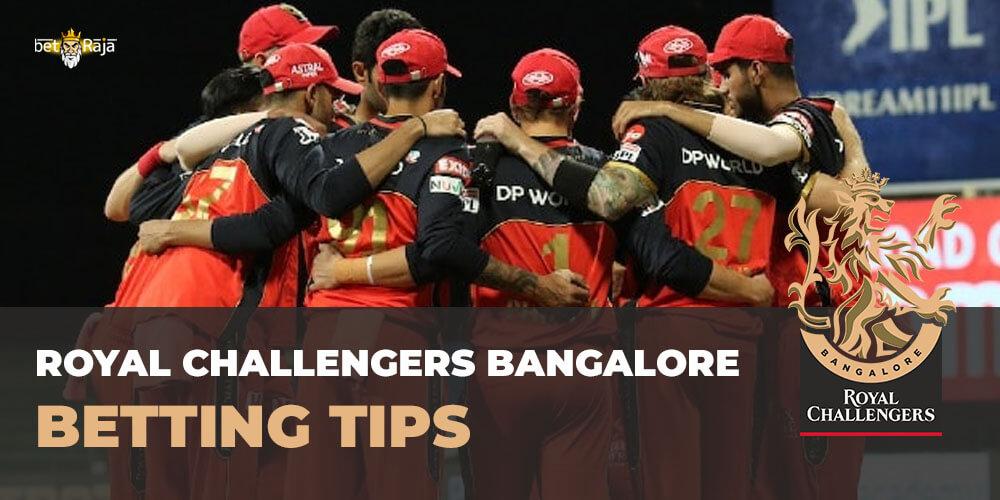 Royal Challengers Bangalore BETTING TIPS