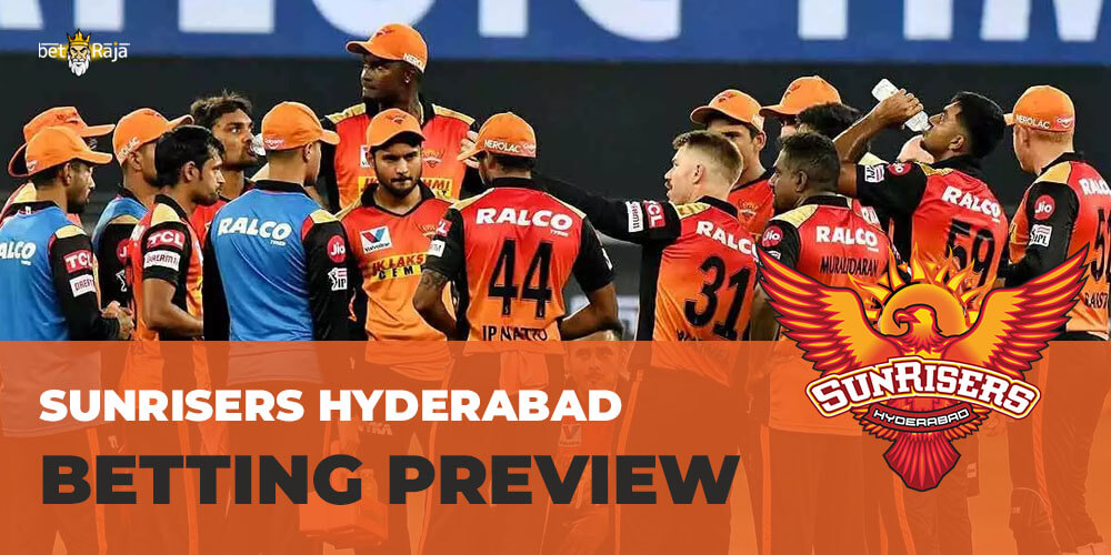 Sunrisers Hyderabad BETTING PREVIEW
