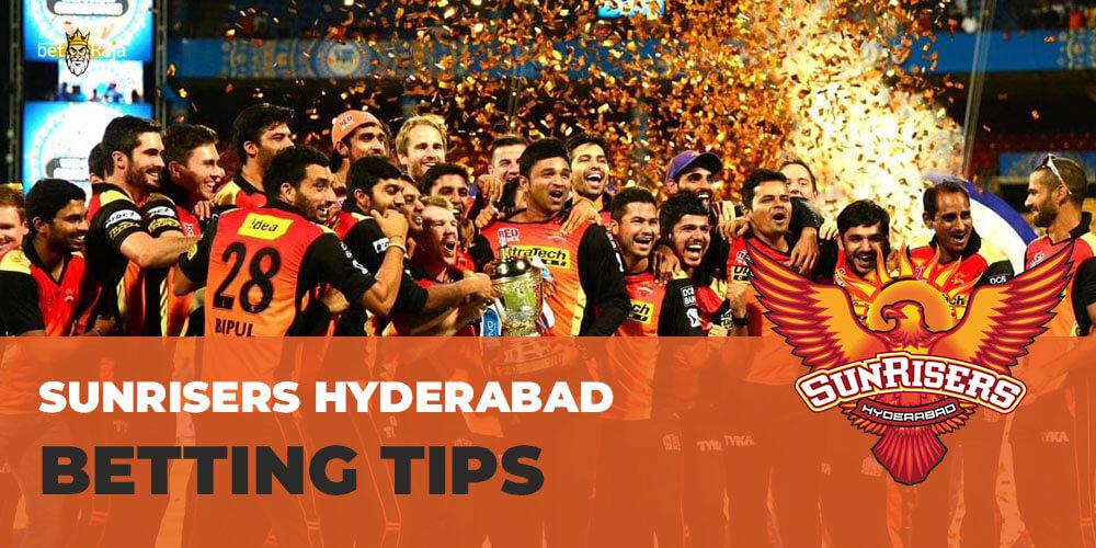 Sunrisers Hyderabad BETTING TIPS