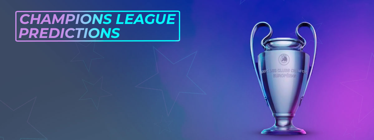 Champions league predictions.