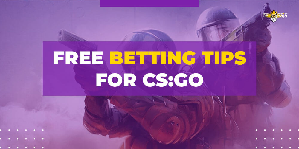 Free betting tips for CSGO