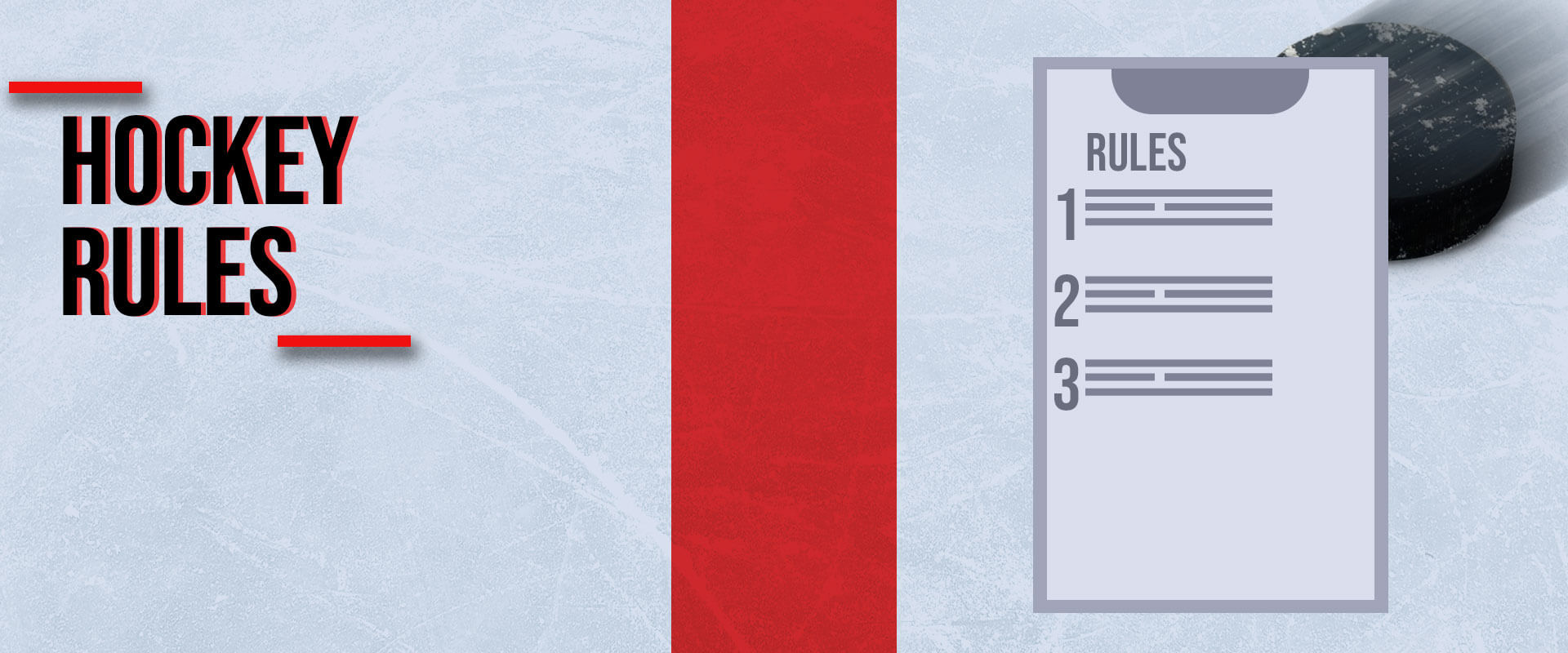 Informative hockey introduction.