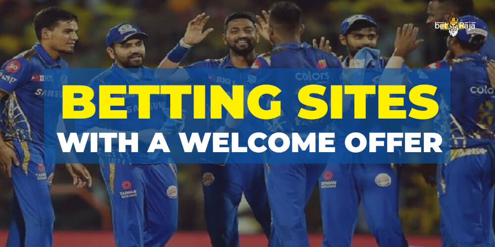 Betting Sites with a Welcome Offer
