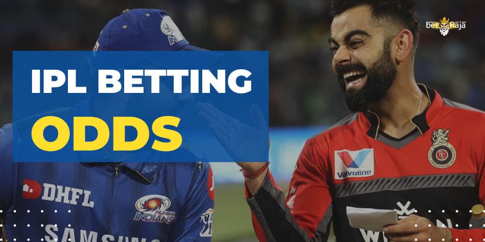 IPL betting odds