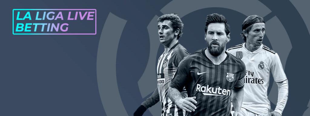 La Liga live betting