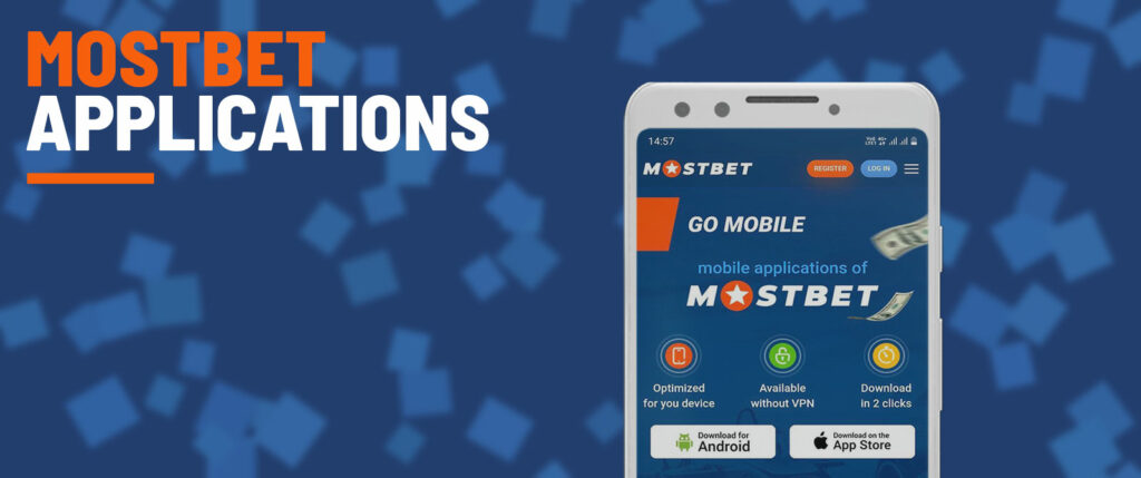 mostbet mobile applications.