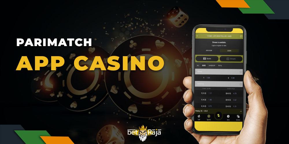 Parimatch App Casino Review