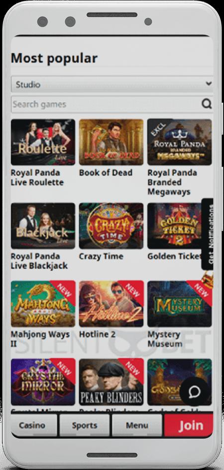 royal panda how to games on mobile royal panda app