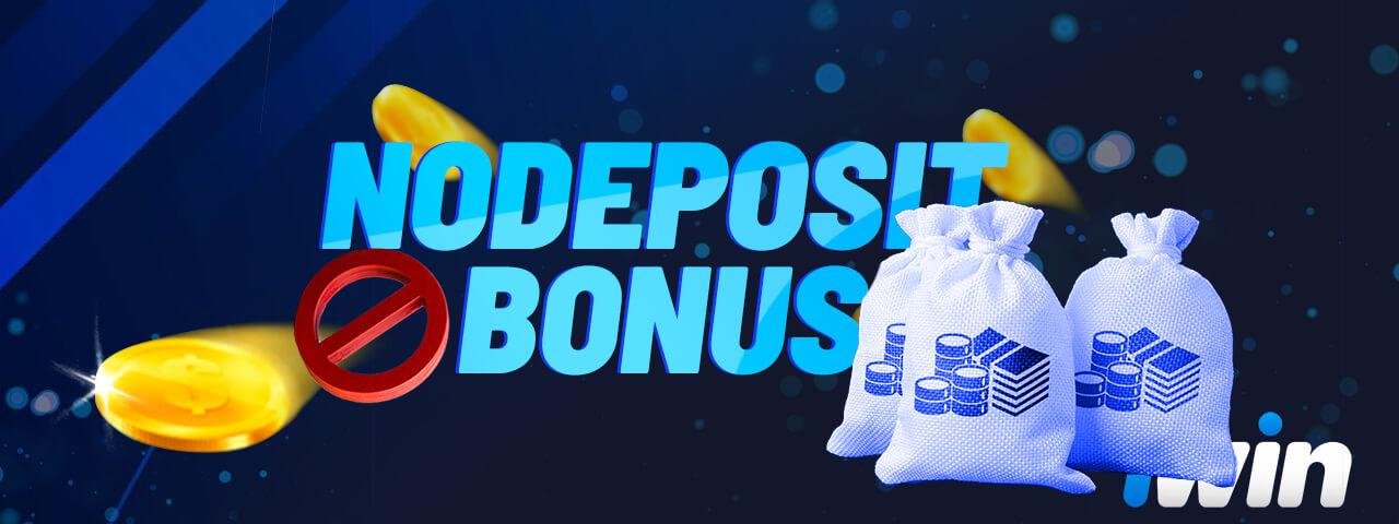 No deposit bonus on 1win.