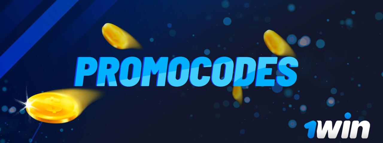All Bonus and Promo Codes 1win