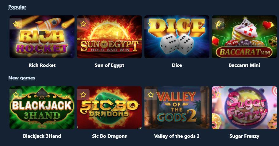 4rabet online casino games