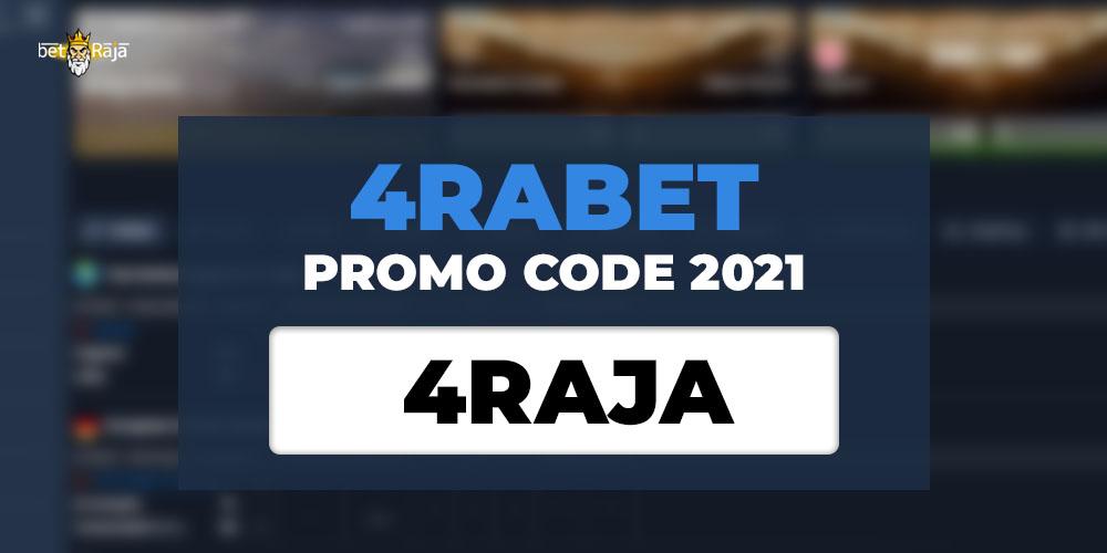4rabet Promo Code 2021