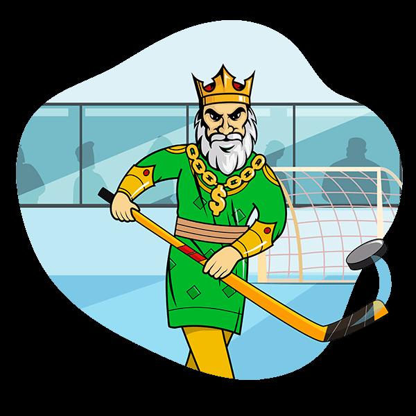 Hockey Raja.