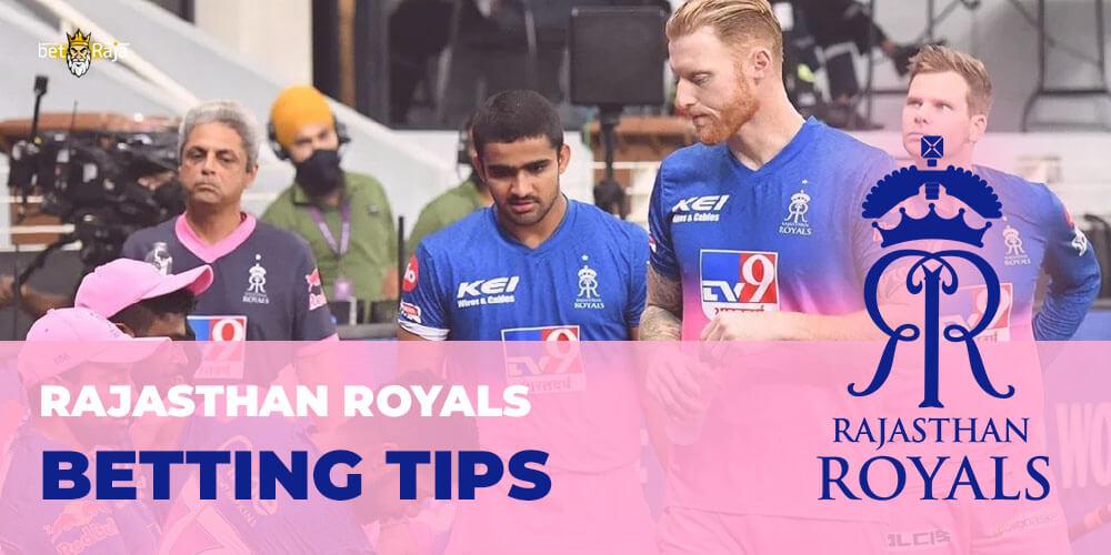 Rajasthan Royals Betting Tips