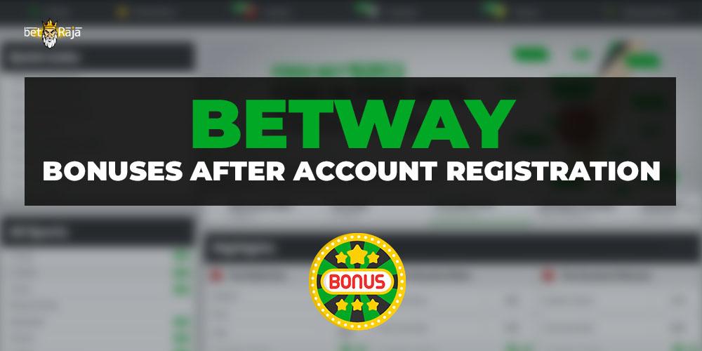 Bonuses after Account Registration