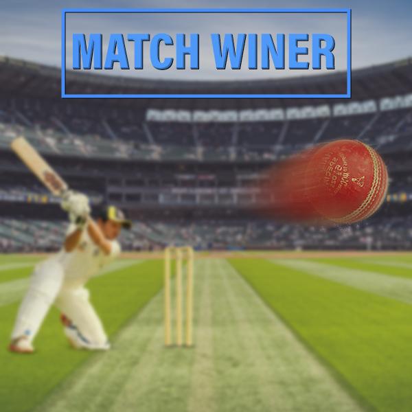 match winner betting in Cricket.