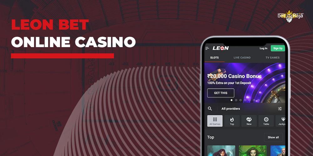 Leon Bet online casino