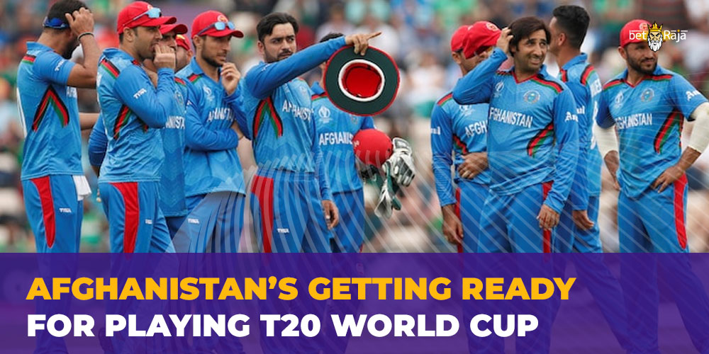 Afghanistan's Getting Ready For Playing T20 World Cup