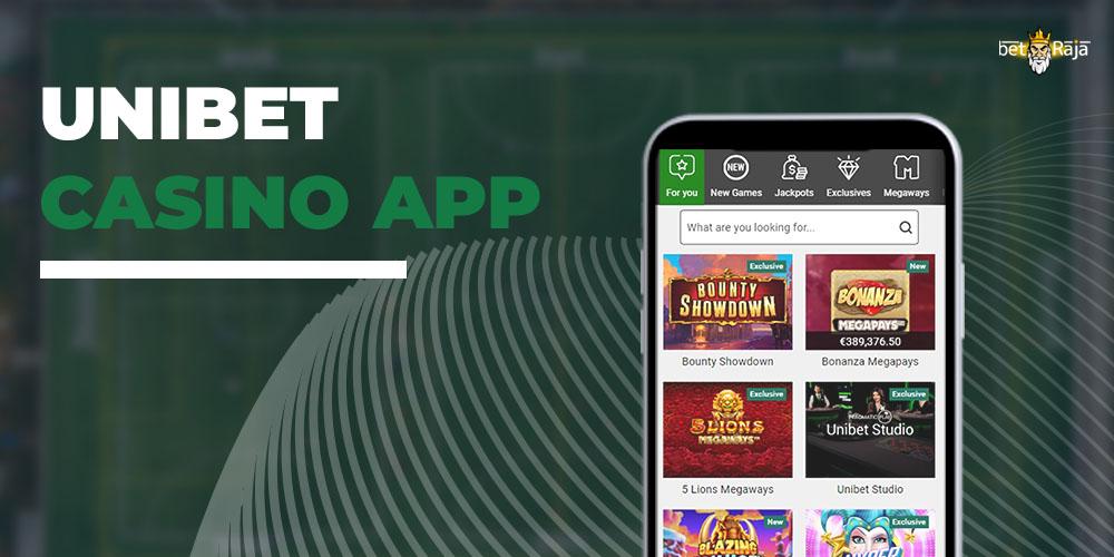 UniBet Casino App