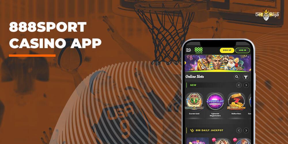 888sport Casino App