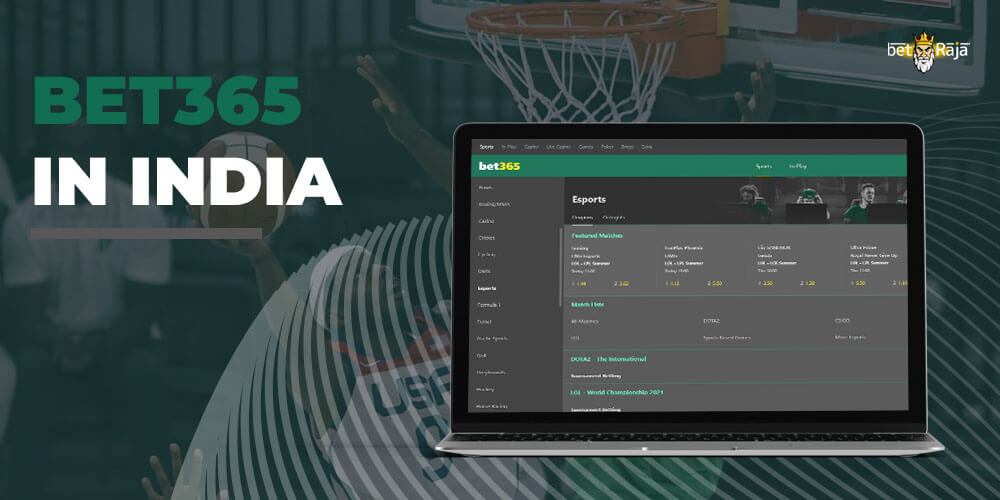 bet365 bookmaker in india