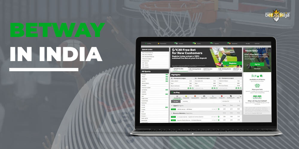 betway bookmaker in india