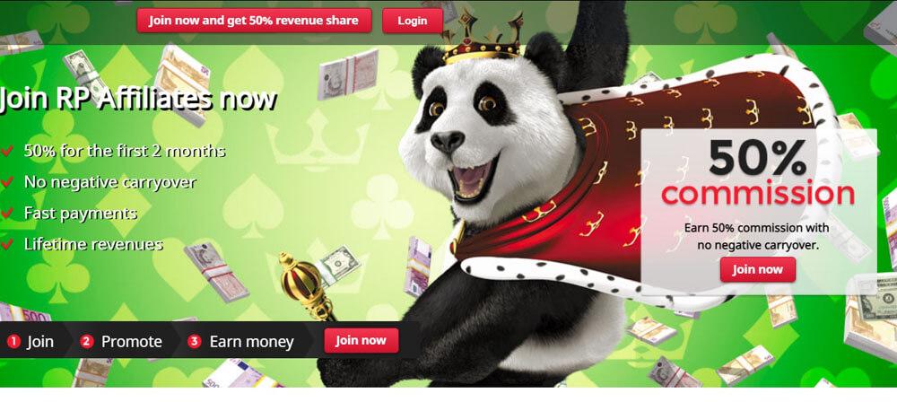 Royal Panda affiliate