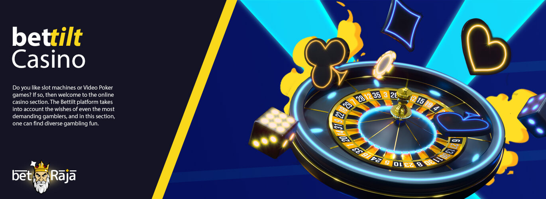 Casino Games on Bettilt.